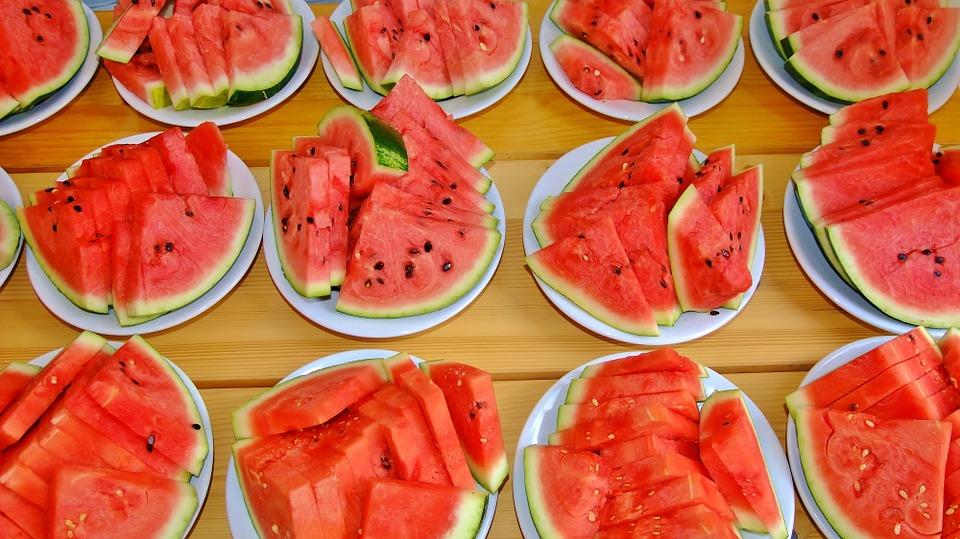Frutta e verdura, scopri le delizie del mese di luglio