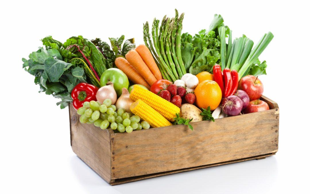 Contro il freddo gli italiani puntano su frutta e verdura