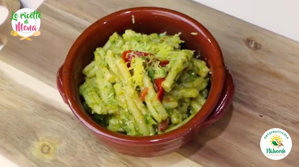 Casereccie alla crema di Zucchine